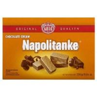 Kras Chocolate Cream Wafers Napolitanke 330g