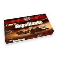 Kras Chocolate Covered Wafers Napolitanke 250g