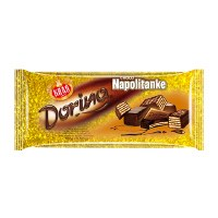 Kras Dorina Chocolate with Chocolate Wafer 100g