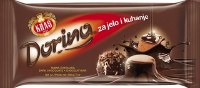 Kras Dorina Dark Baking Chocolate 200g