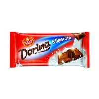 Kras Dorina Milk Chocolate 80g