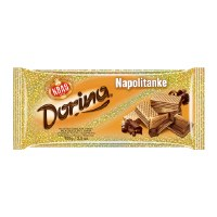 Kras Dorina Chocolate with Wafer 100g