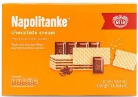 Kras Chocolate Cream Wafers Napolitanke 330g