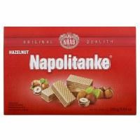 Kras Hazelnut Wafers Napolitanke 330g
