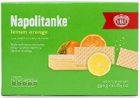 Kras Lemon Orange Wafers Napolitanke 330g