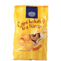 Kras Tea Rings Cajni Kolutici 500g