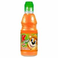Kubus GO! Carrot Apple Orange Juice 0.3L