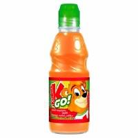 Kubus GO! Carrot Raspberry Juice