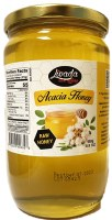 Livada All Natural Raw Acacia Honey 950g