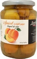 Livada Apricot in Syrup 720g.