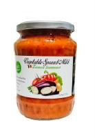 Livada Mild Vegetable Spread Zacusca Taraneasca 700g