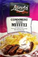 Livada Mititei Seasoning Mix Condiment Pentru Mititei 20g