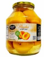 Livada Peach Halves Compote 1650g