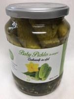 Livada Pickles in Vinegar 690g