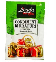 Livada Pickling Spices 50g
