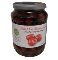 Livada Pitted Sour Cherries 720g