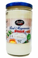 Livada Real Mayonnaise 630g