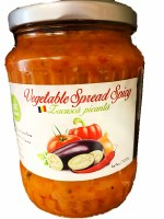 Livada Spicy Vegetable Spread Zacusca 300g
