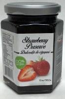 Livada Strawberry Preserve 370g.