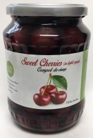 Livada Pitted Sweet Cherries 720g