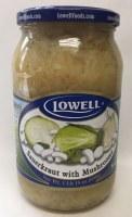 Lowell Sauerkraut with Mushroom 890g