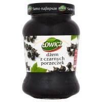 Lowicz Blackcurrant Jam 450g