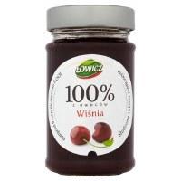 Lowicz Cherry Jam 220g