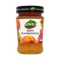 Lowicz Peach Jam 280g