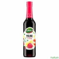 Lowicz Raspberry and Lemon Syrup 400ml