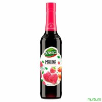 Lowicz Raspberry Syrup 400ml