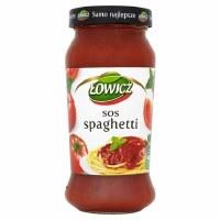 Lowicz Spaghetti Sauce 500g