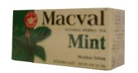 Macval Mint Tea  20g