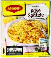 Maggi Fix for Cheesy Spaetzle 35g