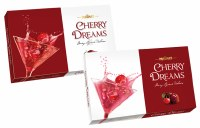 Magnat Cherry Dreams Chocolate Box 181g