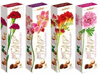 Magnat Petite Chocolate Flower 72g