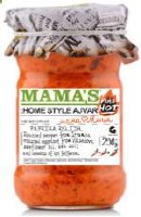 Mamas Fire Hot Ajvar 290g
