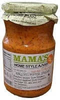 Mamas Hot Ajvar 290g