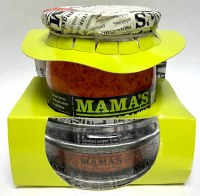 Mamas Mild Ajvar with Bowl 550g