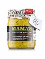 Mama's Green Roasted Pepper Spread Mild 550g