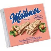 Manner Hazelnut Wafer 75g