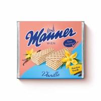 Manner Vanilla Wafer 75g