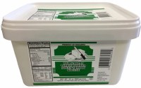 Bulgarian Feta White Brined Sheeps Milk Cheese 2LB
