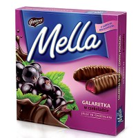 Goplana Mella Black Currant Chocolate Jellies 190g
