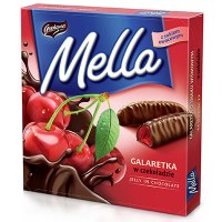 Goplana Mella Cherry Chocolate Jellies 190g