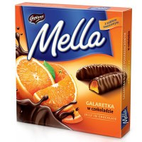 Goplana Mella Orange Chocolate Jellies 190g