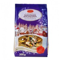MicRose Szaloncukor Marzipan Christmas Pralines 350g