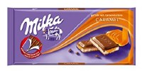 Milka Caramel Chocolate 100g