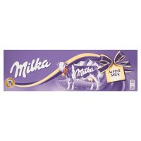 Milka Alpine Chocolate 250g