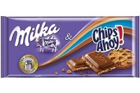 Milka Chips Ahoy Chocolate 100g