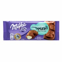 Milka ChocoSplash Mint Chocolate 90g